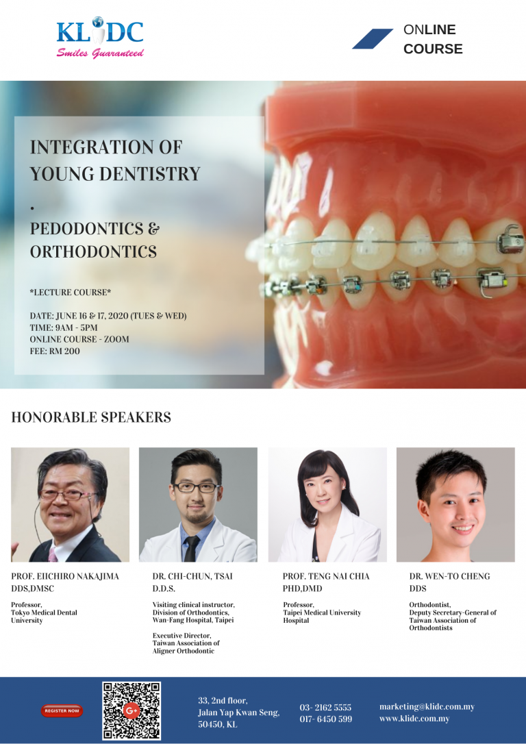 Integration of Young Dentistry - Pedodontic & Orthodontic (5)